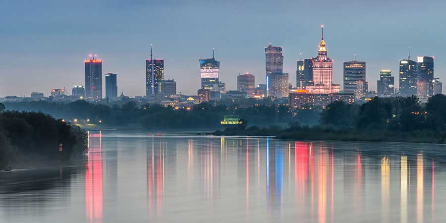 Warsaw is the leader among European academic cities