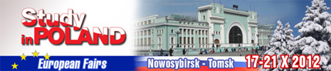 Nowosybirsk - Tomsk 2012
